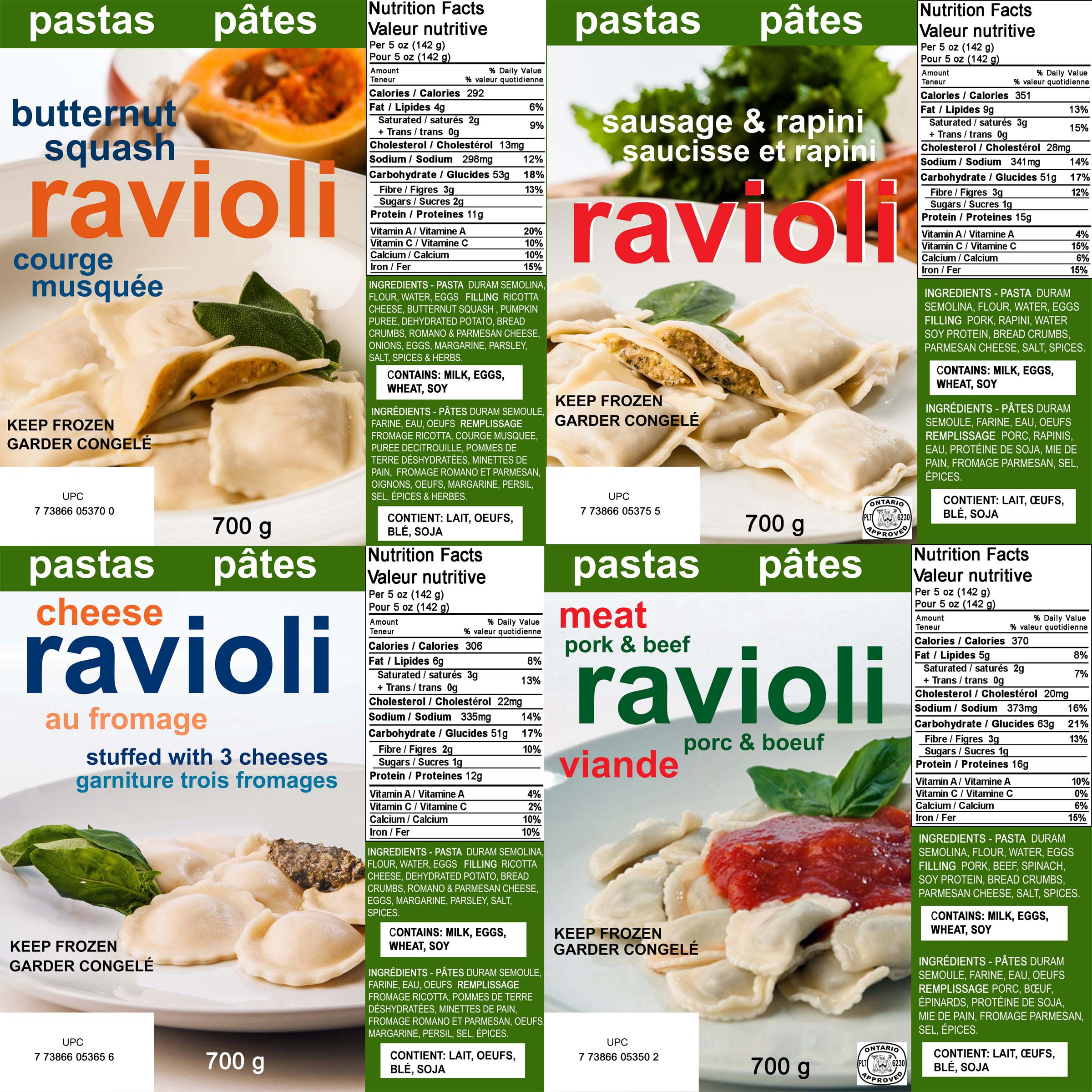 F030-Ravioli Pack